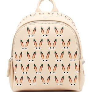 Host Pick ! MCM Star Bunny Mini Leather Backpack